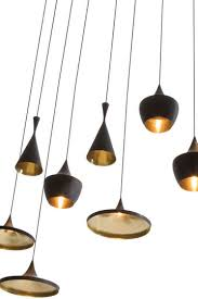 Black Pendant Light Beat Wide Black Pendant Light By Tom Dixon U2013 The Modern Shop