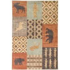 Rug 5x8 Nome Multi Rug 5x8 91215 10034 Mohawk Rugs Afw