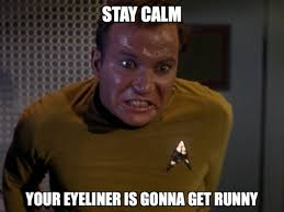 Star Trek Kink Meme - star trek n00b episode 6 the enemy within poor frozen sulu