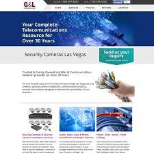 Home Design Audio Video Las Vegas Web Design Eye Catching U0026 Visually Stunning By Occo