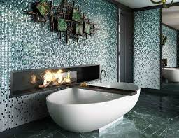 luxury bathrooms mosaic and accent walls for luxury bathrooms concept design