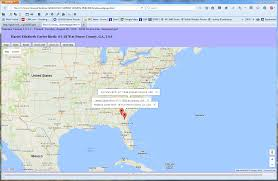 Colorado Google Maps by Google Map Usa Denay Pagenealogynet Pennsylvania Historical Maps