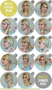 how to braid short hair step by step fishtail braided hairstyles tutorials trendy hairstyles popular