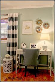 Office Decor Pinterest by Best 25 Bedroom Office Combo Ideas On Pinterest Guest Room