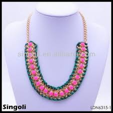 beaded jewelry design necklace images Indian beads jewellery designs spring design buy spiral spring jpg