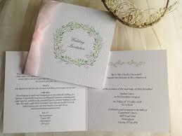 Wedding Invitation Companies Woodland Wedding Invitations From 1 10 Each From Uk Wedding