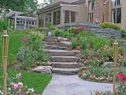 Landscape Ideas For Backyard Unique Backyard Patio Landscaping Ideas And Landscaping Ideas