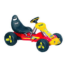 toddler battery car amazon com ride on toy go kart battery powered ride on toy by