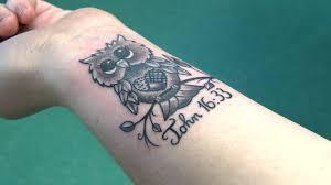 tattoos in the workplace wsiu