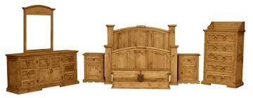 Rustic Wooden Bedroom Furniture - rustic bedroom sets rustic bedroom wood bedroom set