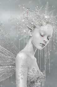 213 best snow fairies images on pinterest faeries winter fairy