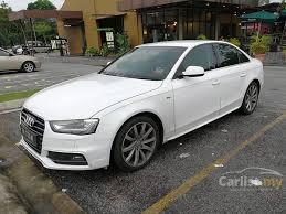 white audi sedan audi a4 2014 tfsi 1 8 in selangor automatic sedan white for rm