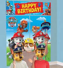 paw patrol party supplies paw patrol birthday party