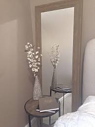 Small Bedroom Arrangement This Target Mirror Is Everything This Large Mirror Made My Small