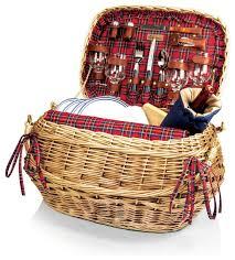 picnic gift basket highlander picnic basket tropical picnic baskets by jixson llc