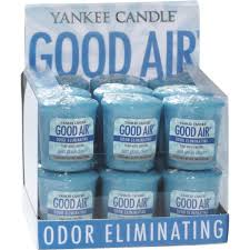 yankee candle good air votive air freshener candle 1254227