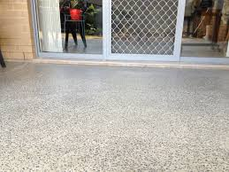 home diamond grinding polished concrete decorative flooring