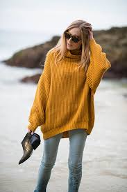 yellow sweater mustard yellow sweater on the hunt