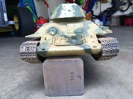 poor design of t 34 by taigen rcu forums