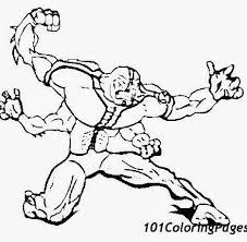 100 ideas ben ten coloring pages games emergingartspdx