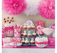 candy bar for baby shower baby shower candy buffet ideas party city party city
