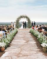 wedding arches on the 59 wedding arches that will instantly upgrade your ceremony