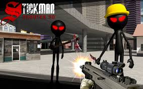 stickman shooter 3d android apps on google play
