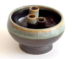 Ikebana Vase Stoneware Ikebana Vase Arts Crafts And Design Finds