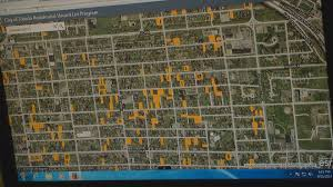 Weather Map Toledo Ohio by Toledo To Sell Vacant Property With New Interactive Map