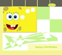 spongebob birthday invitations birthday trends