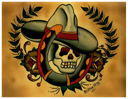 cowboy tattoos and designs page 6