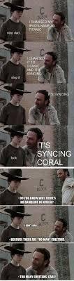 Carl Rick Meme - rick s dad jokes are the best dad jokes andrew lincoln carl