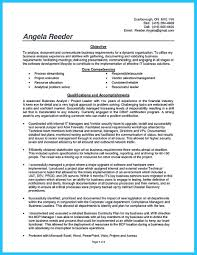 Qa Analyst Resume Sample Business Process Analyst Resume Resume For Your Job Application