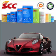 china easy construction auto refinish 1k red pearl color car spray