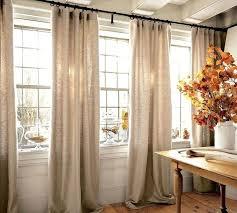 Pottery Barn Linen Curtains Pottery Barn Curtain Panels Sale Linen Cotton Drape C Apartment