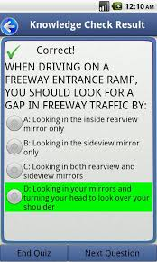 Pennsylvania travel quiz images Driver license test pa android apps on google play