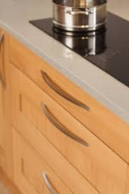 Solid Wood Kitchen Furniture 7 Best Lacquered Oak Shaker Kitchen Case Study Images On Pinterest