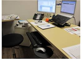 Ergonomic Computer Desk Setup How To Have An Ergonomic Desk Set Up
