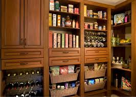 Organization In The Kitchen - custom closet designs and storage solutions by desert sky doors