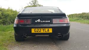 renault alpine a610 alpine a610 exhausts for sale u2022 www renaultalpine co uk u2022