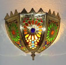 Moroccan Sconce Beautiful Moroccan Mirrors And Sconces Which Add An Ethnic Flavour