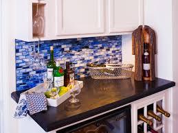 Blue Tile Backsplash Kitchen Kitchen Design 20 Ideas Blue Mosaic Tile Kitchen Backsplash