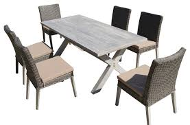 Outdoor Dining Room Furniture Outdoor Dining Room Table Home Decorating Ideas
