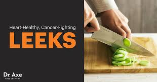 Leek Meme - how leeks can protect you from both cancer heart disease