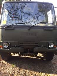 land rover cummins 1992 leyland daf 45 150 better than unimog cummins turbo diesel