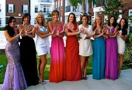 sorority formal dresses the 5 types of formal dates