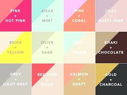 best color combos best color pairs lovely color combos in colour color pairs with