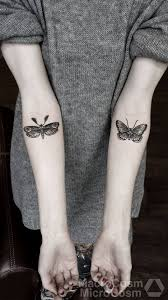butterfly tattoos inner arms ink inspiration