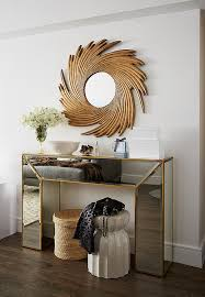 a glam one bedroom apartment makeover u2014 one kings lane u2014 style blog