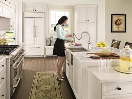 moen kitchen faucets model with long hose moen 0760779001 kitchen